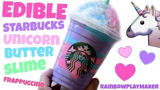 STARBUCKS Unicorn Frappuccino is all over the place right now! What...