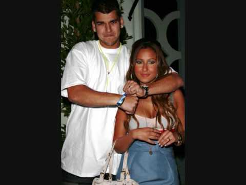 Adrienne Bailon and Rob Kardashian Break up!!