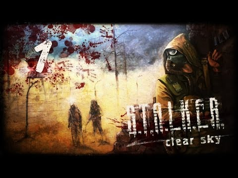S.T.A.L.K.E.R. Clear Sky:  #1 | Master Difficulty | Blind Lets Play