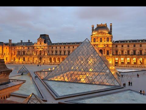 Видео: Лувр закрили через коронавірус