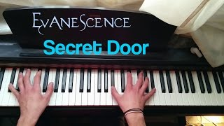 Evanescence Secret Door Piano Cover