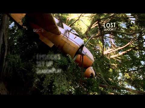 Lost Blu-Ray/DVD Menu Videos (Season 1)