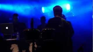 Fire Burns Out A Weak Heart - Caligola@Tonhalle Duesseldorf 05.10.2012