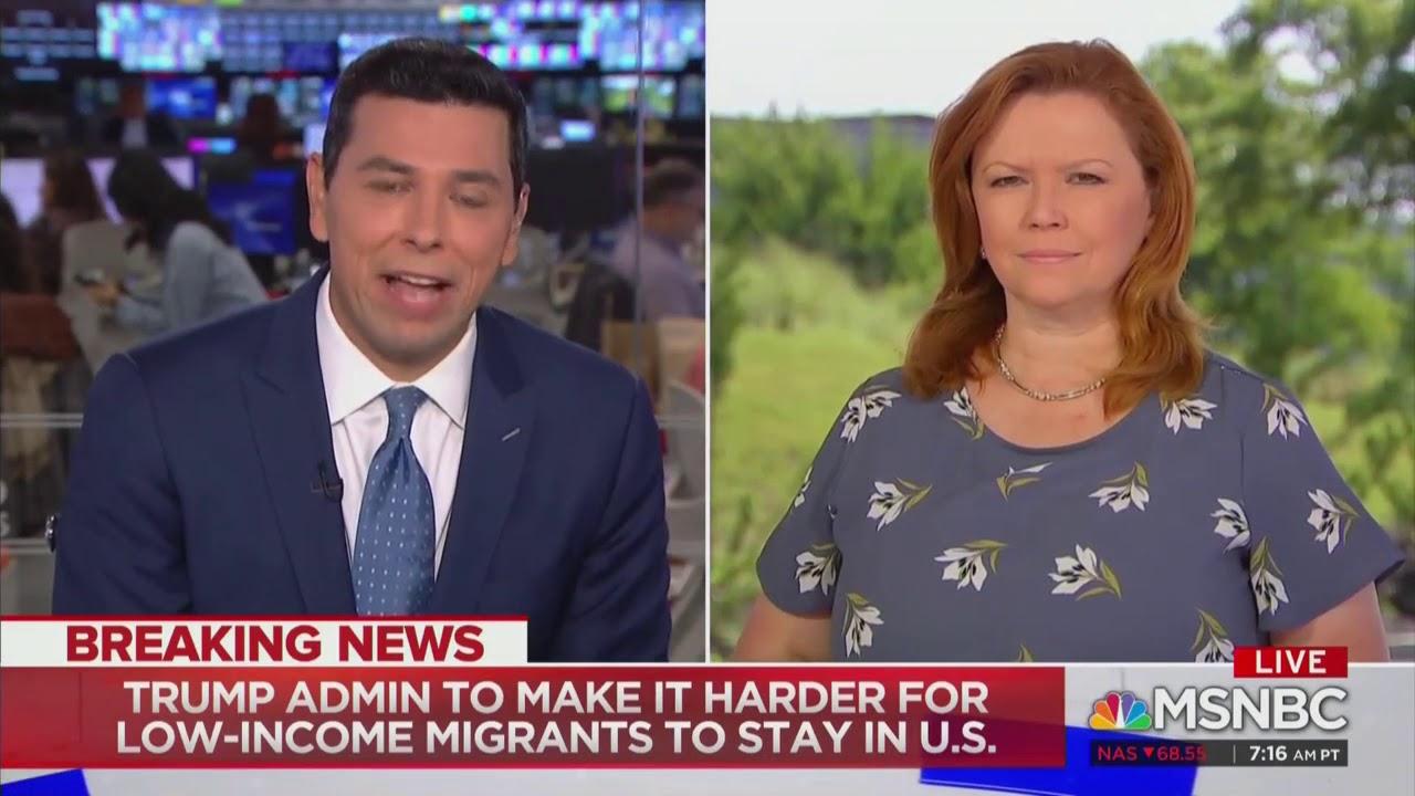 NBC reporter questions MSNBC anchor's claim that Trump