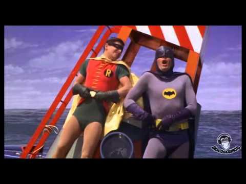 Porco Batman (Parodia di Batman 1966)