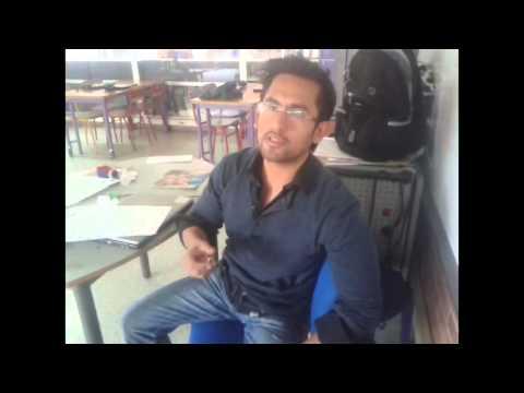 Entrevista al profesor Cesar Gordillo: director de ceb tv