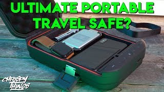 Vaultek Lifepod REVIEW! Is this the ULTIMATE portable travel safe?