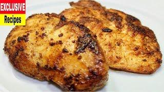 How to cook juicy chicken breasts