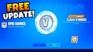 New Free Vbucks UPDATE in Fortnite! (How to Get Them)