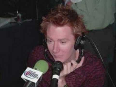 01-27-04 Clay Aiken Radio Interview with Q100 in Atlanta