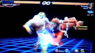 Tekken Revolution - Short King Combo pt.1