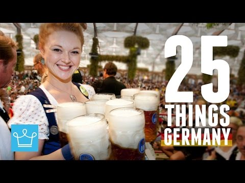 25 Things You Didn't Know About Germany