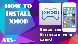 Gambar cover HOW TO DOWNLOAD XMOD FOR YOUR IDEVICES!