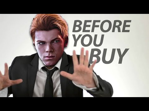 Star Wars Jedi: Fallen Order - Before You Buy