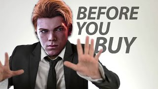 Star Wars Jedi: Fallen Order - Before You Buy (Video Game Video Review)