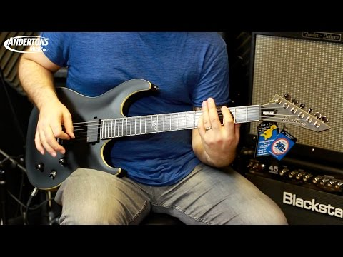 Washburn Parallaxe Guitar Preview