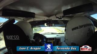 I Rallysprint de Arganda 2013 TC-3 Morata-Valdelaguna (Juan C.Aragón-Fernando Gay)