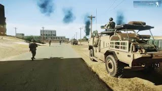 Avgani Iraq, Armed Assault Terrain in ArmA 3