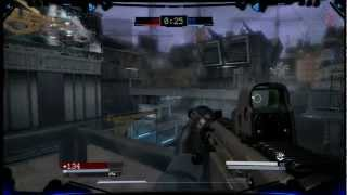 Blacklight: Tango Down Gameplay- Team Deathmatch [HD]
