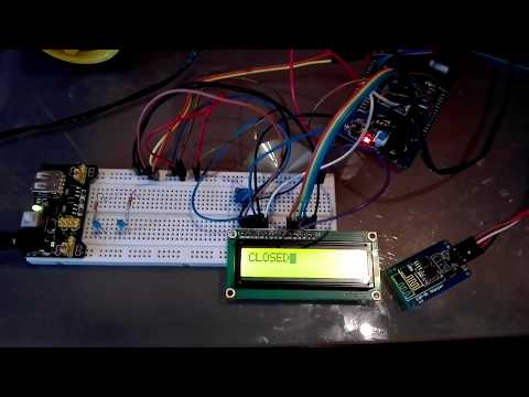 ESP8266 & ATmega128, Send data to one webpage, by AT commands