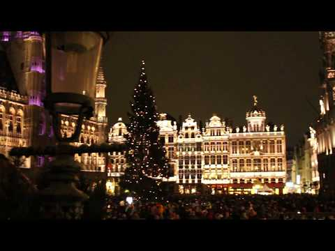 Christmas Grand Place Brussels 2017