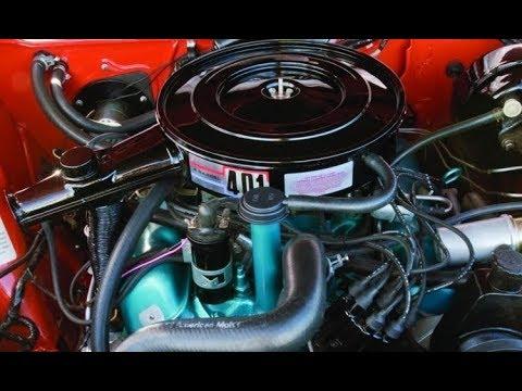 1971-1978 AMC 401 V8 - True Powerhouse Engine
