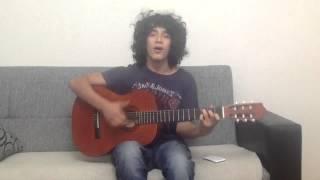 "Zgjim Baraliu - ""Tren per Perzeren"" Cover"
