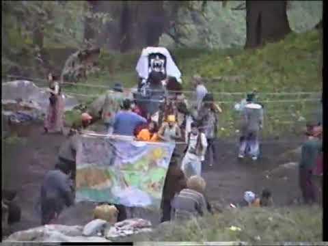 Rare Footage -  Manali 1993 Mountain Party
