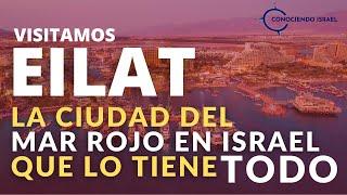 EILAT LA CIUDAD EN ISRAEL QUE LO TIENE TODO - CONOCIENDO ISRAEL CON LA BIBLIA EN MANO - EPISODIO A