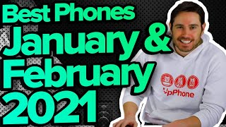 Best Cell Phones [January 2021]
