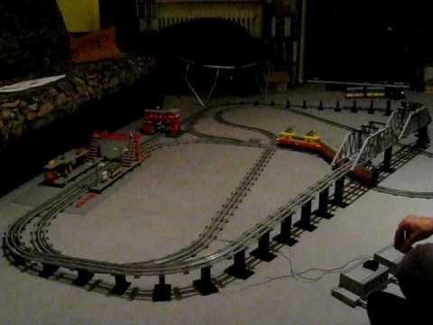 Lego 12V Elevated Train Track