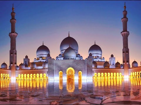 Sheikh Zayed Grand Mosque - Abu Dhabi     ||  Travel Video