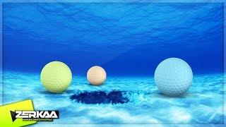 UNDERWATER GOLF COURSE! (Golf It)