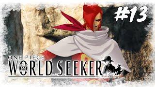 Lets Play One Piece World Seeker #13 / Was Plant die Germa 66 / Gameplay (PS4 Deutsch German)