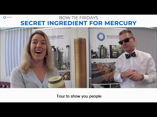 BOW TIE FRIDAYS S4E10: Secret Ingredient for Mercury