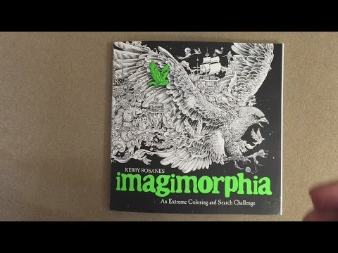 imagimorphia:-an-extreme-coloring-and-search-challenge-(us-edition)-flip-through