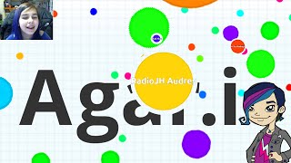 Agar.io EP1 | RadioJH Games & Gamer Chad | Party