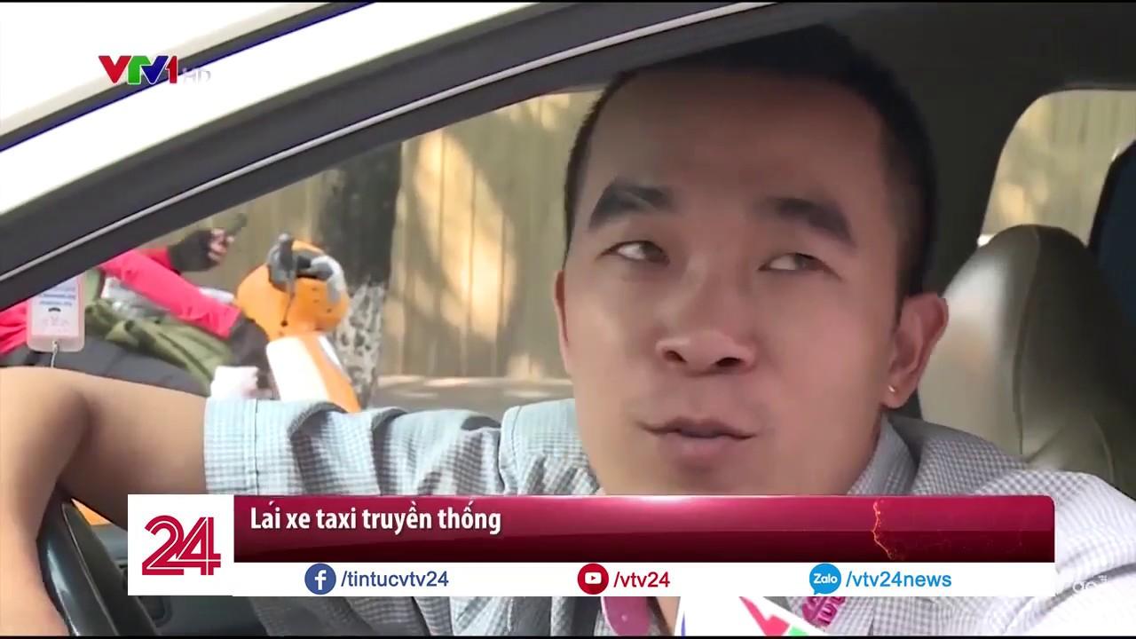 Bộ Giao thông yêu cầu xe Uber, Grab dán logo – Tin Tức VTV24