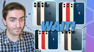 WAIT! Don't buy iPhone 12 or 12 Pro until you watch this