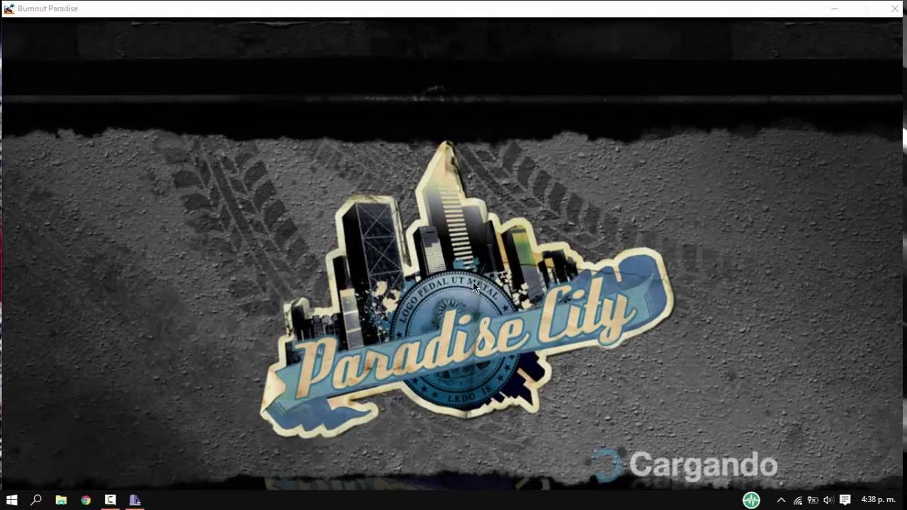burnout paradise para pc 1 link supercomprimido