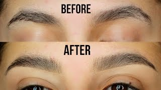 How To: Perfectly Groomed Brows