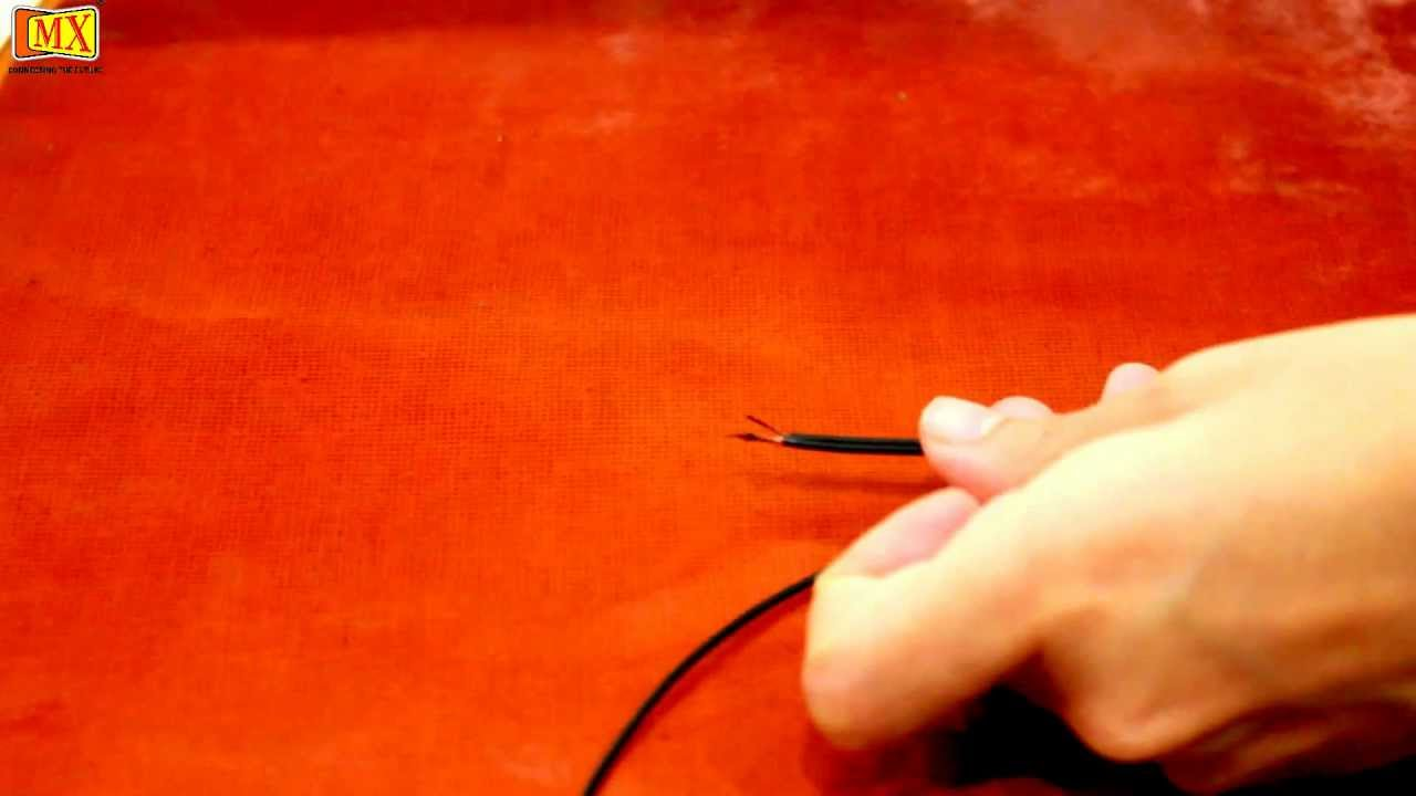 How To Repair Earphones Headphones Mini Jack 35 Mm Youtube Earphone Wiring