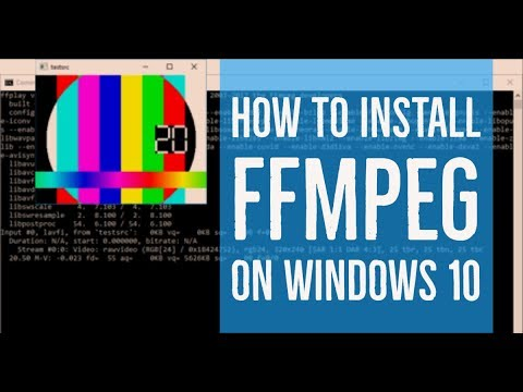 How to install FFmpeg on Windows 10 (Step by Step Guide)