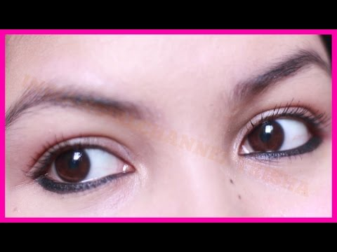 Thumbnail: How to apply kajal /smudge proof, long lasting/makeup hack/indiangirlchannel trisha