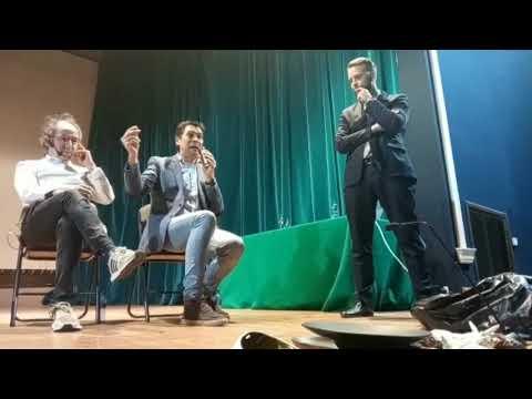 Un chef con una estrella Michelin analiza en Ribadeo la situación del sector