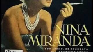 FUERON TRES AÑOS---Nina Miranda---Graciano Gomez---1957