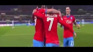 Video Gol Pertandingan Lazio vs Napoli