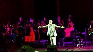 Francesco De Gregori - Santa Lucia (con omaggio a Dalla) - Dal vivo a Roma 2019