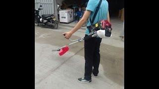 Hướng dẫn lắp ráp máy cắt cỏ đeo vai Honda BC35 0981114067