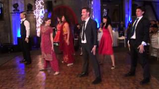Wedding Flashmob by BAFM at Mountain Winery (Janet/Michael Jackson Medley)